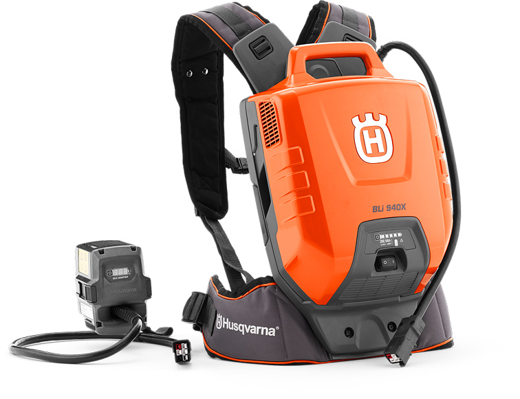 HUSQVARNA BLi940X Battery Backpack