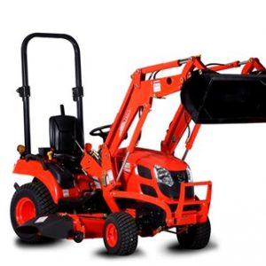 CS2610 Manual 4WD Rops Tractor - 4 in 1 Loader