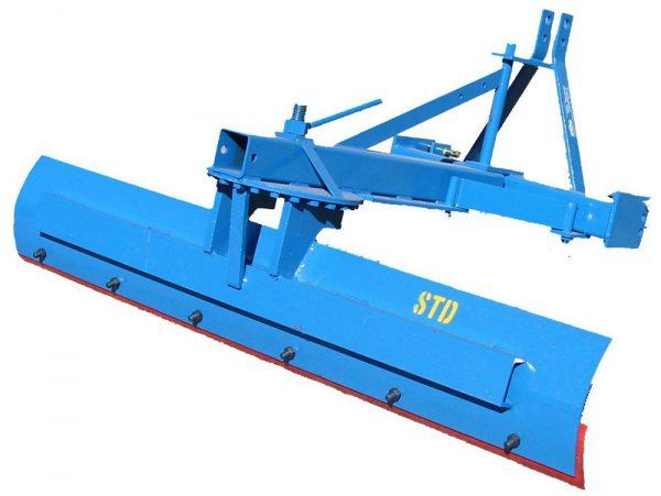 6' Grader Blade - Standard Offset Model