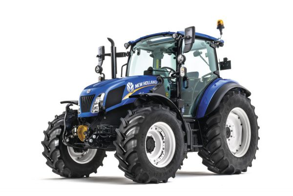 T5 Electro Command Tractor