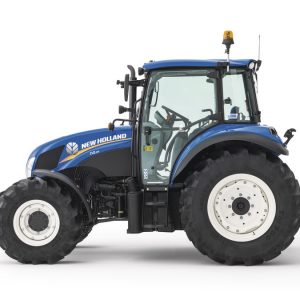 T4 Dual Command Tractor