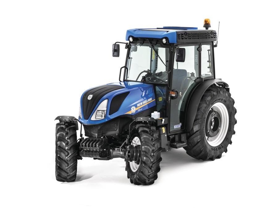 T4N – Series 3 Tractors