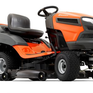 Husqvarna TC 238 Lawn Tractor - Integrated Collector