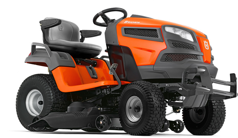 Husqvarna Ts 342 Lawn Tractor Side Discharge Southern